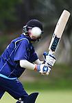 Cricket - Stoke/Nayland v Nelson College