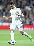 Real Madrid's Carlos Henrique Casemiro during Champions League 2016/2017 Round of 16 1st leg match. February 15,2017. (ALTERPHOTOS/Acero)