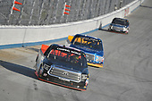 NASCAR Camping World Truck Series<br /> Bar Harbor 200<br /> Dover International Speedway, Dover, DE USA<br /> Friday 2 June 2017<br /> Jesse Little, Toyota Tundra, Chase Briscoe, Cooper Standard Ford F150<br /> World Copyright: Logan Whitton<br /> LAT Images<br /> ref: Digital Image 17DOV1LW2358