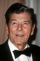 Ronald Reagan 1991<br /> Photo By Adam Scull/PHOTOlink.net