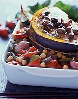 Gastronomie Générale/ Thon rouge à la sicilienne