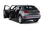 Car images close up view of a 2015 Audi Q3 Sport 5 Door SUV doors