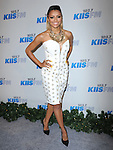 Kat Graham attends the 102.7 KIIS FM'S Jingle Ball 2012 held at The Nokia Theater Live in Los Angeles, California on December 01,2012                                                                               © 2012 DVS / Hollywood Press Agency