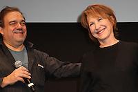 DIDIER BOURDON ET NATHALIE BAYE - 20EME FESTIVAL INTERNATIONAL DU FILM DE COMEDIE DE L'ALPE D'HUEZ 2017
