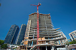 Constructing New Building in the City