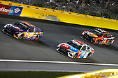Monster Energy NASCAR Cup Series<br /> Coca-Cola 600<br /> Charlotte Motor Speedway, Concord, NC USA<br /> Sunday 28 May 2017<br /> Denny Hamlin, Joe Gibbs Racing, FedEx Office Toyota Camry Kyle Busch, Joe Gibbs Racing, M&M's Red, White & Blue Toyota Camry Martin Truex Jr, Furniture Row Racing, Bass Pro Shops/TRACKER BOATS Toyota Camry<br /> World Copyright: Matthew T. Thacker<br /> LAT Images<br /> ref: Digital Image 17CLT2mt1780