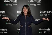 Sylvie PIALAT - Avant-Premiere du film LES GARDIENNES de Xavier Beauvois - La Cinematheque francaise - 1 decembre 2017 - Paris - France # AVANT-PREMIERE 'LES GARDIENNES' A PARIS