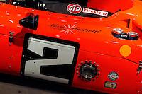 17-19  July, 2009, Birmingham, Alabama USA.Detail: Mario Andretti's 1969 Lotus Type 64 Indy Car, Barber Vintage Motorsports Museum..©2009 F.Peirce Williams, USA.