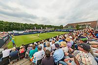 Den Bosch, Netherlands, 13 June, 2017, Tennis, Ricoh Open, overall view court one<br /> Photo: Henk Koster/tennisimages.com