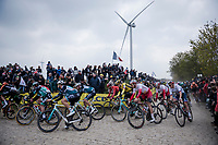 117th Paris-Roubaix 2019 (1.UWT)<br /> One day race from Compiègne to Roubaix (FRA/257km)<br /> <br /> ©kramon