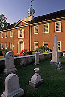 AJ4262, Delaware, The New Castle Academy in New Castle in the state of Delaware.