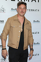 LOS ANGELES - AUG 3:  Kevin Alejandro at the Aftermath Premiere at the Landmark Theater on August 3, 2021 in Westwood, CA