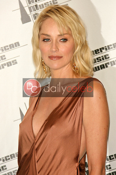 Sharon Stone<br />in the press room at the 34th Annual American Music Awards. Shrine Auditorium, Los Angeles, CA. 11-21-06<br />Dave Edwards/DailyCeleb.com 818-249-4998