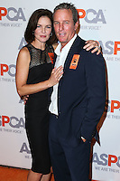 BEL AIR, CA, USA - OCTOBER 22: Susan Walters, Linden Ashby arrive at the 2014 ASPCA Compassion Award Dinner Gala held at a Private Residence on October 22, 2014 in Bel Air, California, United States. (Photo by Xavier Collin/Celebrity Monitor)