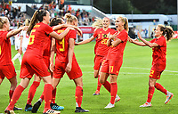 2019.08.29 Belgium - England