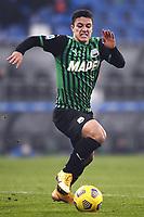 Reggio Emilia 28/11/2020 - campionato di calcio serie A / Sassuolo-Inter  <br /> nella foto: Giacomo Raspadori<br /> Photo Image Sport / Insidefoto
