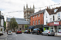 BNPS.co.uk (01202 558833)<br /> Pic: MaxWillcock/BNPS<br /> Date taken: 28/07/2021<br /> <br /> Pictured: The duo targeted the market town of Wimborne Minster, Dorset.<br /> <br /> The 'Rolex Rippers' are believed to have struck 23 times in southern England, especially in Dorset and Hampshire.<br /> <br /> The serial watch thieves target elderly men for their expensive watches in affluent areas and close to exclusive golf clubs.