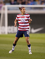 Christen Press.  The USWNT defeated Scotland, 4-1, during a friendly at EverBank Field in Jacksonville, Florida.