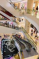 Singapore, Orchard Road Ion Mall Interior.