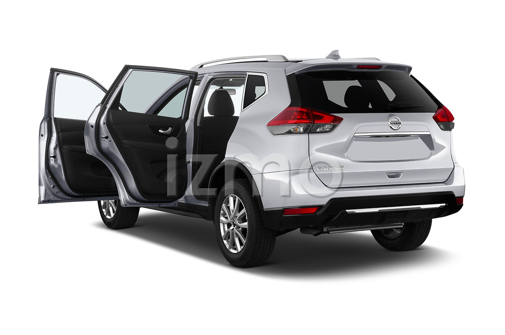 Car images of 2020 Nissan Rogue S 5 Door SUV Doors