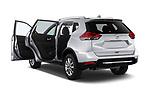 Car images of 2020 Nissan Rogue S 5 Door SUV Doors