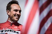 John Degenkolb (DEU/Trek Segafredo)<br /> <br /> Team Presentation Saturday<br /> <br /> 117th Paris-Roubaix (1.UWT)<br /> 1 Day Race: Compiègne-Roubaix (257km)<br /> <br /> ©kramon