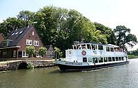Nederland - Vecht- 2020. Toerisme op de Vecht.  Foto Berlinda van Dam / Hollandse Hoogte