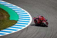 Pecco Bagnaia Ducati Lenovo Team <br /> Jerez 01/05/2021 Spain MotoGP<br /> Photo Mediahouse.ducati.com / Insidefoto <br /> EDITORIAL USE ONLY