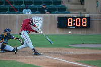 STANFORD, CA - JUNE 6: Eddie Park during a game between UC Irvine and Stanford Baseball at Sunken Diamond on June 6, 2021 in Stanford, California.