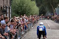 Rigoberto Urán (COL/EF Education - Nippo)<br /> <br /> Men Elite Individual Time Trial <br /> from Knokke-Heist to Bruges (43.3 km)<br /> <br /> UCI Road World Championships - Flanders Belgium 2021<br /> <br /> ©kramon