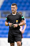 St Johnstone v Sunderland…15.07.17… McDiarmid Park… Pre-Season Friendly<br />Referee Nick Walsh<br />Picture by Graeme Hart.<br />Copyright Perthshire Picture Agency<br />Tel: 01738 623350  Mobile: 07990 594431