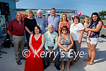 Pete Boyer celebrating his 90th birthday in Ardoughter Ballduff on Saturday with his neigbours.  Seated l to r: Kats O'Connor, Pete and Sharon Boyer. Back l to r: John White, Evette Shea, Brian Priestley, Jimmy Barron, Zoe McEnvoy, Anne White, Claire and Lily Costello.