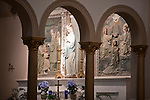 Located in Washington, DC, Mount St. Sepulchre is a Franciscan monastery and Commissariat of the Holy Land in America.  Since its dedication in 1899, this National Historic Site has seen thousands of guests, who have visited for worship and pilgrimage.