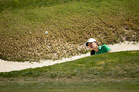 STANFORD, CA - APRIL 23: Tze-Han Lin at Stanford Golf Course on April 23, 2021 in Stanford, California.