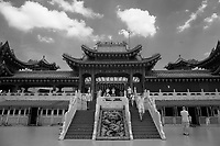 Kuala Lumpur's Pagoda in infrared<br /> <br /> <br /> <br /> <br /> <br /> by Roussel Fine Art Photo