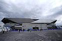 Panasonic Cup : Gamba Osaka 3-2 Nagoya Grampus at brand new Gamba Osaka home Suita City Stadium