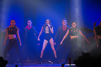 SAO PAULO, SP, 15.07.2017 - SHOW-SP - A cantora teen argentina Tini Stoessel, se apresentou no Citibank Hal, na zona sul de Sao Paulo, com a Tour Got Me Started, neste sabado, 15 (Foto: Patricia Devoraes/ Brazil Photo Press)