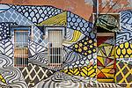 Street art in Newtown, Sydney, NSW, Australia.
