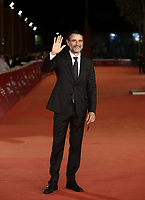 L'attore Vincenzo Amato posa durante il red carpet del film 'Tornare' alla 14^ Festa del Cinema di Roma all'Aufditorium Parco della Musica di Roma, 26 ottobre 2019. <br /> L'attore Vincenzo Amato poses on the red carpet of the movie 'Tornare' during the 14^ Rome Film Fest at Rome's Auditorium, on 26 October 2019.<br /> UPDATE IMAGES PRESS/Isabella Bonotto