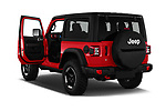 Car images of 2019 JEEP Wrangler Rubicon 5 Door SUV Doors