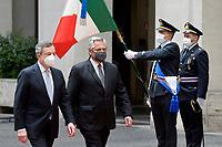 20210513 Incontro tra i Premier di Italia e Argentina