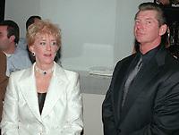 Linda McMahon Vince McMahon 2000                                         Photo By John Barrett/PHOTO link
