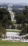 President John F. Kennedy grave Arlington National Cemetery Arlington Virginia, Arlington National Cemetery Arlington Virginia,  Fine art photography by Ron Bennett © Copyright, Fine Art Photography by Ron Bennett, Fine Art, Fine Art photo, Art Photography,
