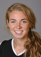 STANFORD, CA - NOVEMBER 4:  Eleanor Foote of the Stanford Cardinal lacrosse team poses for a headshot on November 4, 2008 in Stanford, California.