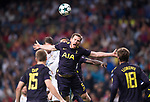 Jan Vertonghen of Tottenham Hotspur FC (C) in action during the UEFA Champions League 2017-18 match between Real Madrid and Tottenham Hotspur FC at Estadio Santiago Bernabeu on 17 October 2017 in Madrid, Spain. Photo by Diego Gonzalez / Power Sport Images