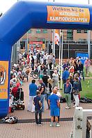 10-08-13, Netherlands, Rotterdam,  TV Victoria, Tennis, NJK 2013, National Junior Tennis Championships 2013,  atmosphere<br /> <br /> Photo: Henk Koster