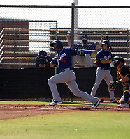 Miguel Vargas - 2020 AIL Dodgers (Bill Mitchell)