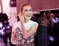 "12 September 2021 - Toronto, Ontario, Canada - Jessica Chastain. 2021 Toronto International Film Festival - ""The Eyes Of Tammy Faye"" Premiere held at Princess of Wales Theatre. Photo Credit: Brent Perniac/AdMedia"
