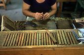 The Francisco Donatien cigar factory in Pinal del Rio employs 80 workers.