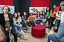 Syria 2019 At  Arta radio in Amuda, meeting with radio listeners   Syrie 2019 Rencontre à Amouda à la radio locale, Arta Radio des auditeurs de la radio